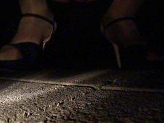 Fazer xixi in the Dark