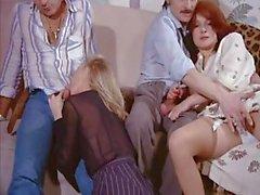 Горячая старинный классика некоторой группы секс действием с французского