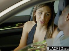 PAWG chick Abella Danger has interracial lovemaking session with hunk