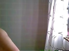 Da bagno con doccia Spy Cam Compilation