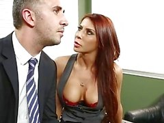 Digital Playground Madison Ivy entlastet ihre Stress durch Fucking