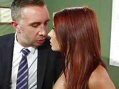Digital Playground Madison Ivy Alivia Su estrés por malditos