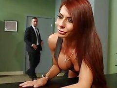 Digital Playground Madison Ivy alivia seu stress por Foder