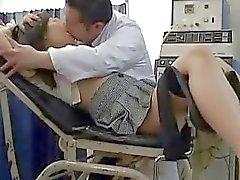 Scolara che abusato per Gynecologist