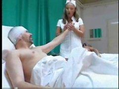 vahşi anal hemşire