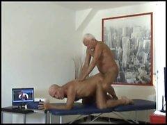 erotischen Massage