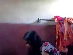 Indisch mooi meisje ....