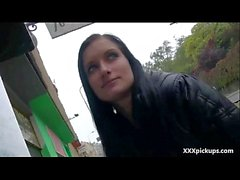 Public Sex For Money In Open Street With Teen Czech Amateur Girl 28