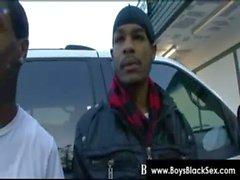 Siyahları Thugs Breaking Aşağı Sissy Beyaz Erkekler sabit 04