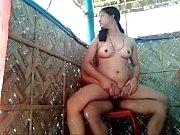 esposa indiana Desi fodido em lugar aberto