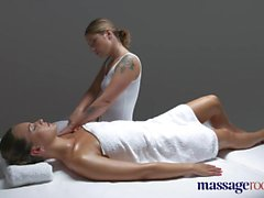 Cuartos de masaje Lindo lesbianas curtidas