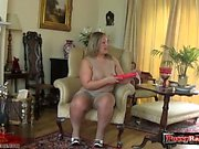 Hot pornstar nylon och cumshot
