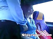 bus groping