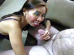 Filipina porrstjärnan Gina Jones