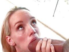 Tiny4K - Blonde teen Sammie Daniels kleine Pussy wird gefickt