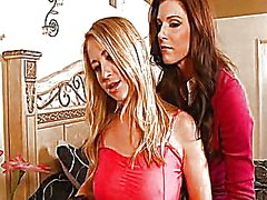 Threesome with India Summer, Casi James