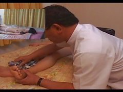 Macchina fotografica nascosta in Massaggi Cassa camere 06B