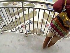 Молодой Brunette Sucks Shakti Her Хун Любителя