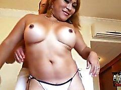 Mexican Videor Shemale Tanya knullar från TSFucker
