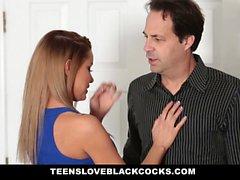 eensLoveBlackCocks - Tanner Mayes ебет по Большая Черный соседа