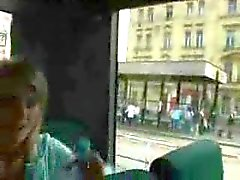 Ik hou van reizen met de bus