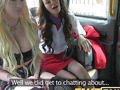 FakeTaxi gäng smällen helvete festen taxi style