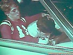 2. jungen reizvollen Kunden Ass Fuck Hot Cabrio im Garage !