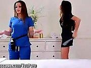 All girl Massage Cop Kortey kane trades Dani Sex