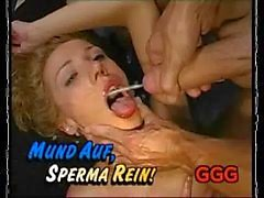 Dirty Cum Whores getting Gangbanged #1 - cumorgy