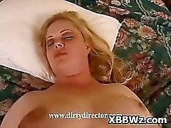 Brutto seducente crespa BBW Hardcore