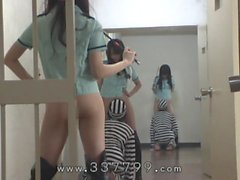 Japanisch Muschi Lecken Sklave