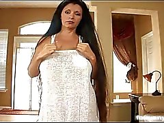 Busty Anya Cock Ve Titty Fucks Sucks