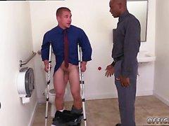Eşcinsel seksi mavi yakalı erkekler düz tumblr İnsan Kaynakları toplantısı