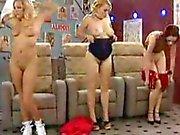 Justine Joli's masturbation class