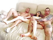 2 garçons 1 fille asiatique - 5