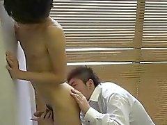 Twink Japanese il culo cerchiati