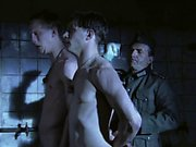 LAURENCE FOX and TOM HARDY - Colditz