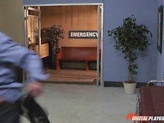 Sjuksköterska 2 Fläktar Trailer