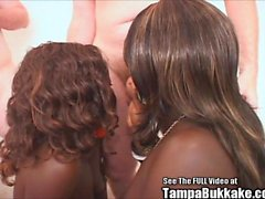 Teen Beach Black Chicks Bukkake Group Fuck