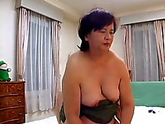 Chinese parziale Mature lady due