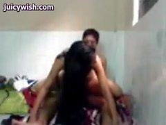 Aficionados nena indio follada