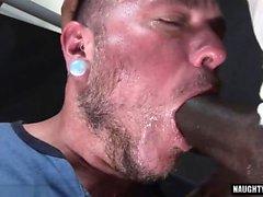 cumshot ile Big Dick eşcinsel oral seks