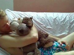 jerkvid teddy bear sukupuolta