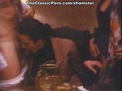 Кристы Лейн Шиной Хорн Джейми Gillis выполнен в классическом порнографии