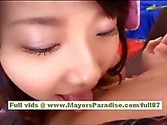 Yukia Aiton Amatööriluokassa Teen Aasialaiset tekee suihin