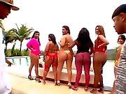 Grande bolla di testa Brazilian Orgy 7 CD 2