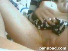 Cute Pinay verkkokameralla masterbate näyttelyssä Pinay Seksuaaliset Misc Videos_ ( uudesta )