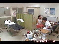 obstetrics and gynecology doctor fucked his milf patient 06