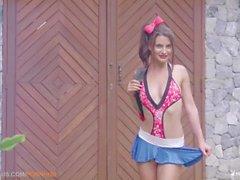 Jasmine Jazz - April Showers - Playboy Plus