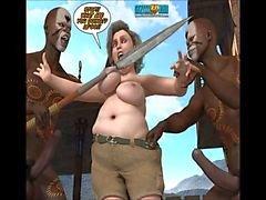 Comique en 3D : de Neue Rasse 5 à 7